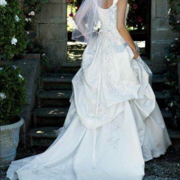 David\'s Bridal Dresses | Beautiful Wedding Dress | Poshmark